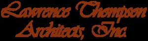 lawrence thompson architecture logo